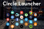 Circle Launcher 2.11 - 03-Aug-2016