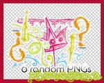 6 Random PNGs