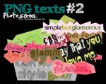 PNG texts 2