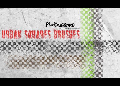 Urban Squares brushes