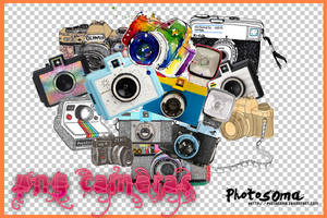 PNG cameras by photosoma