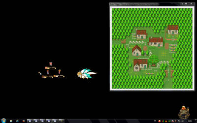 Secret of Mana Cursor Pets by TheVGSpriteFox