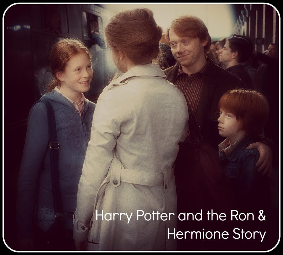 Harry Potter and the Ron and Hermione Story Ch 3 by