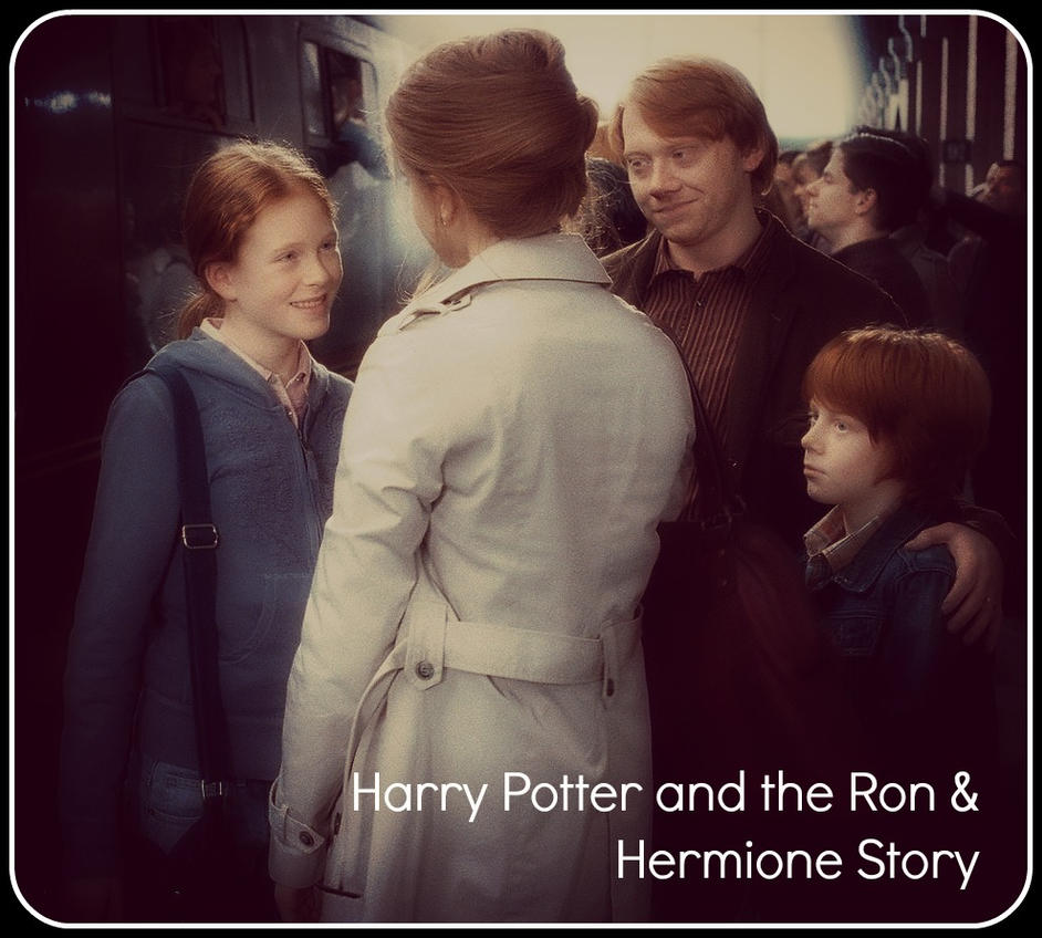 Harry potter fanfiction ron and hermione hookup