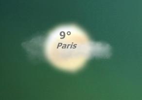 Random Weather Desktop by Pakald