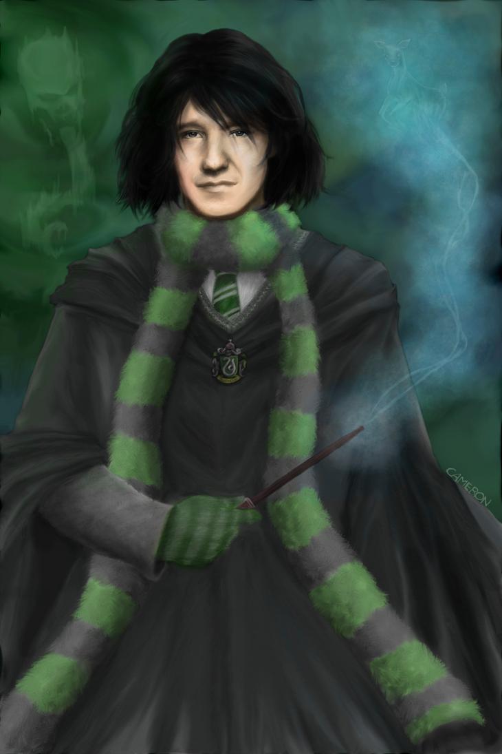 Severus by CameronKobe