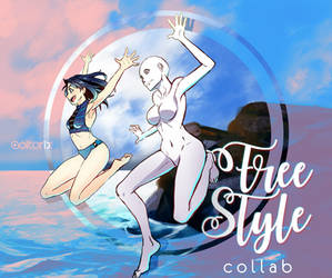 Free style - collab - by AoiTorix