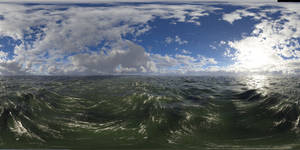 Atlantic - Spherical HDRI Panorama Skybox