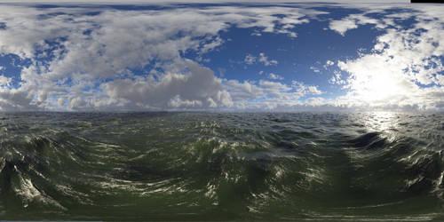 Atlantic - Spherical HDRI Panorama Skybox by macsix