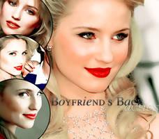 Boyfriend's Back action by AshleyWaterloo