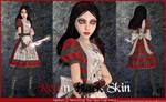 A:MR Skin - Red n' Black