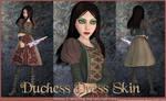 A:MR Skin - Duchess Dress