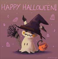 Happy Halloween! by JemLeigh