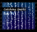 CatchingSparks BrushSet PS7