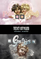 Text Styles by xanax-bae