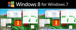 Windows 8 Release Preview for Windows 7