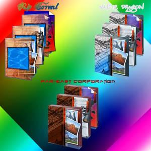 Folder set