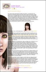 Journal Skin for KeiroHakuri