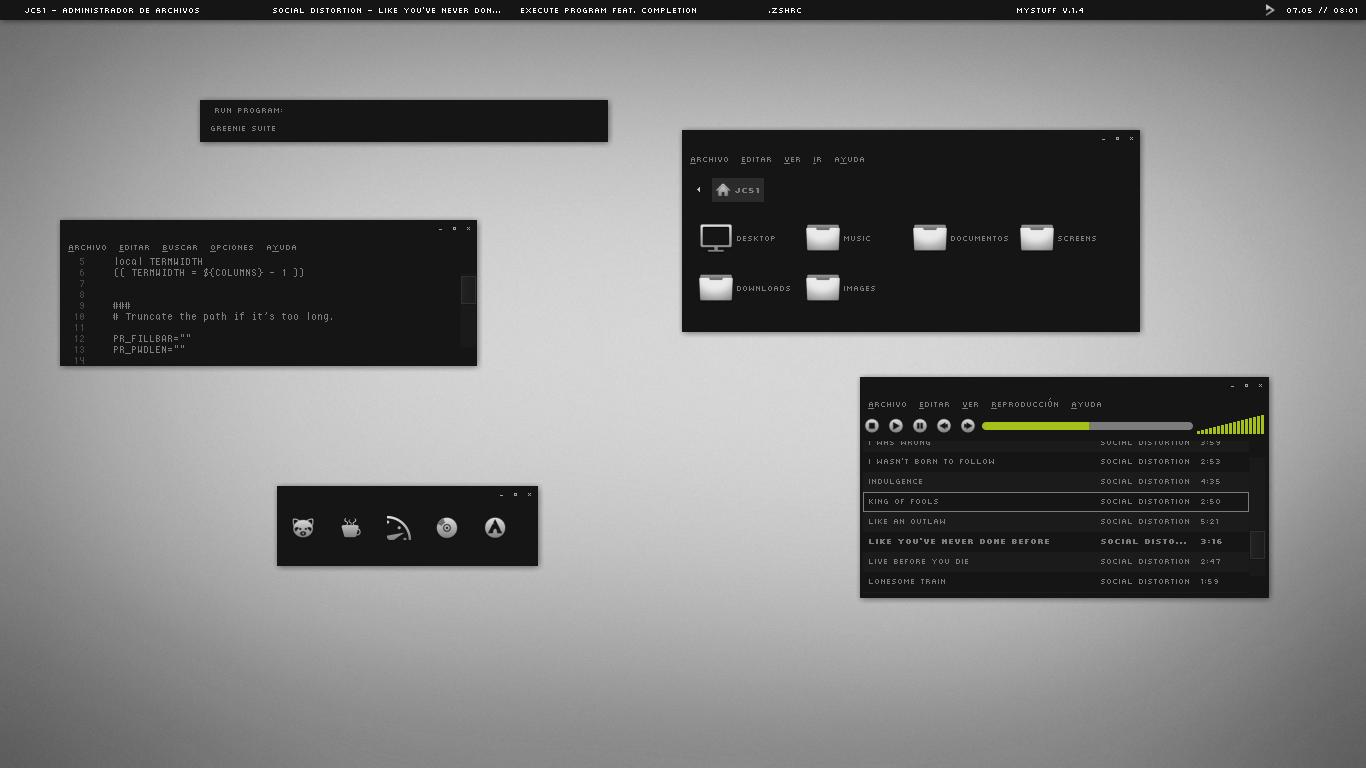 Greenie Openbox Suite by SuperJulius001