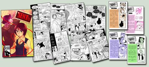 SENT - Propuesta Manga by SiliceB
