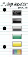 Stamp templates 0.1