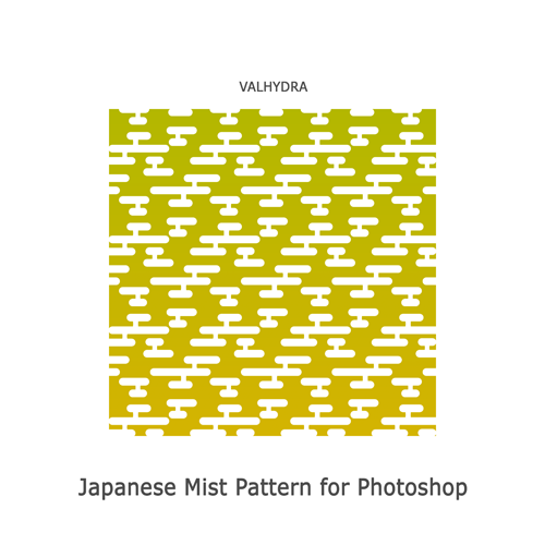 Japanese Mist Pattern for Photoshop by ValHydra on DeviantArt