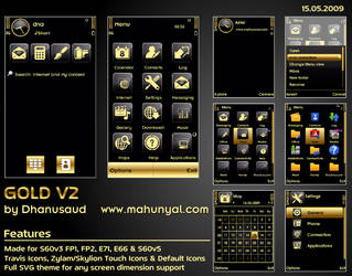 Gold V2 by dhanusaud