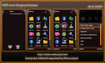 N97 Mini Original Brown theme