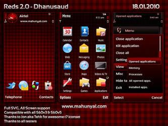 Reds 2.0 by dhanusaud