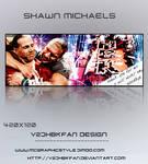 Shawn Michaels Signature