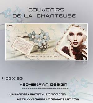 Souvenirs De La Chanteuse
