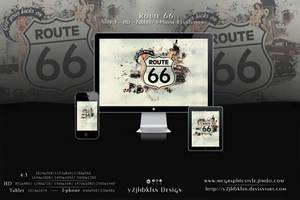 Route 66 by y2jhbkfan