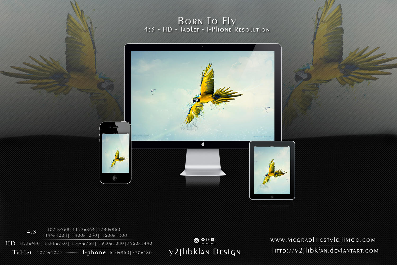 Born to Fly by y2jhbkfan
