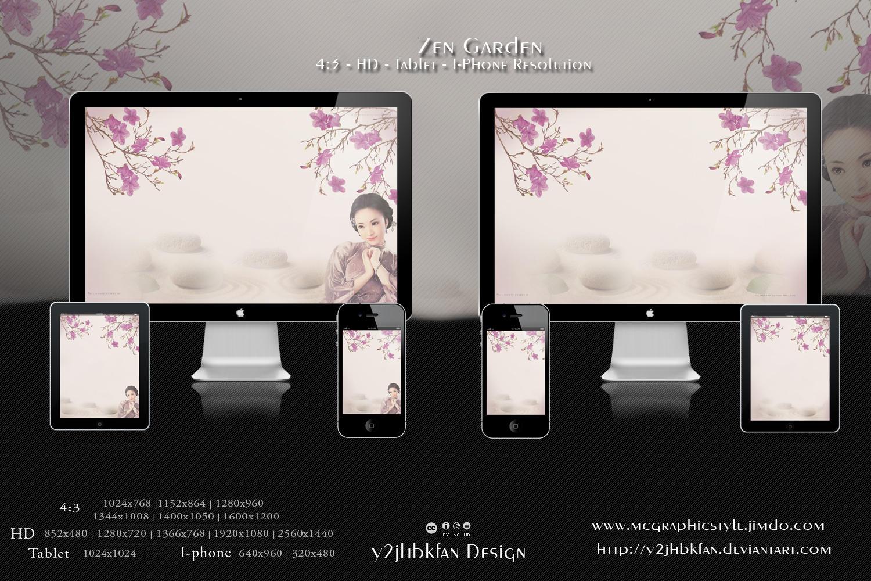 Zen Garden by y2jhbkfan
