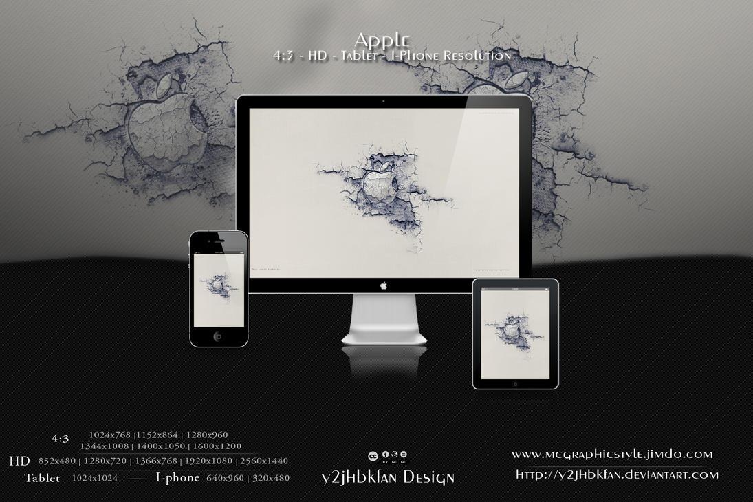 Apple by y2jhbkfan