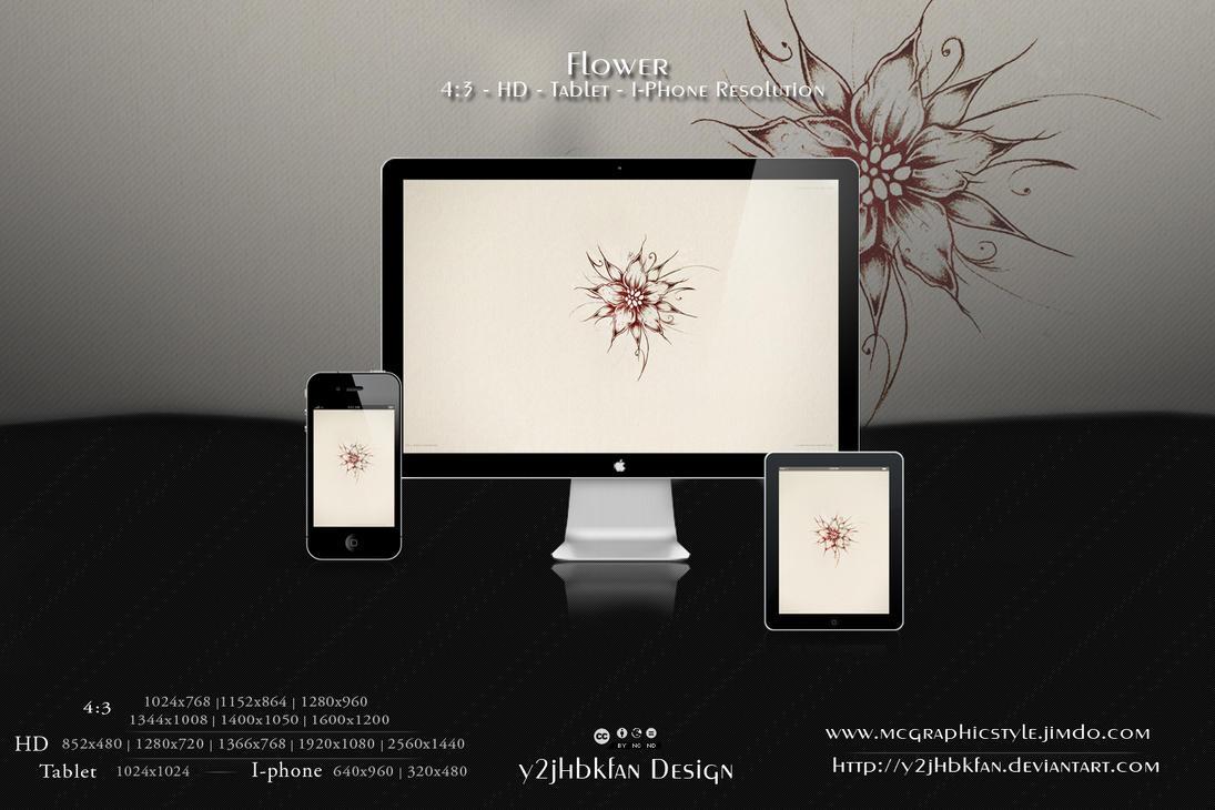 Flower by y2jhbkfan