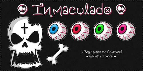 Inmaculado | Png's para Uso Comercial