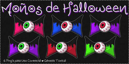 Bows de Halloween | Png's para Uso Comercial