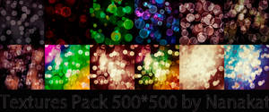 Textures Pack 3 by Nanakat