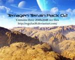 Terragen Terrain Pack 02