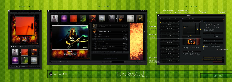 Foo.RepSed II v3.0.2 by Emrat