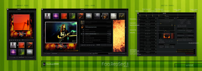 Foo.RepSed II v3.0.2