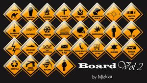 Board Icon Vol 2