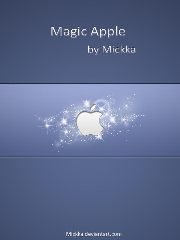 Magic Apple by Mickka