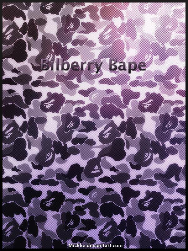 Bilberry Bape by Mickka