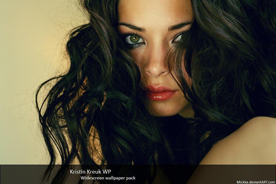 Kristin Kreuk WP by Mickka