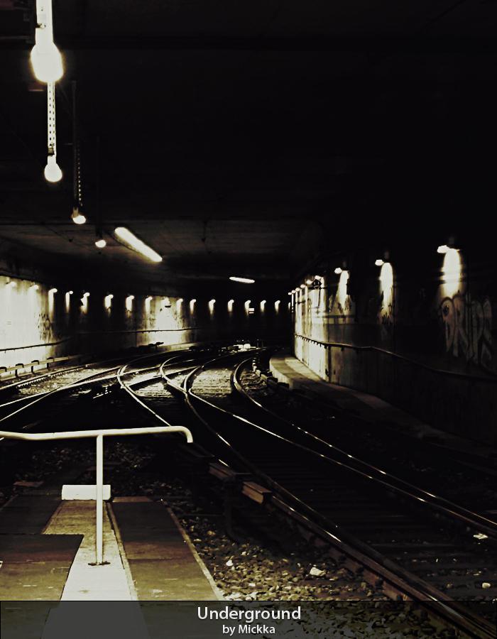 Underground by Mickka