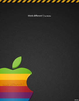 think different by Mickka