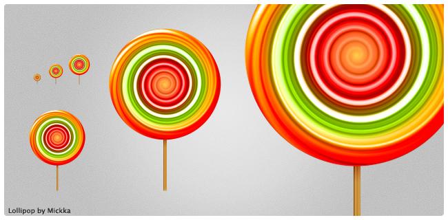 Lollipop by Mickka