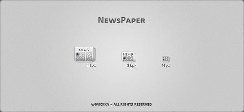 NewsPaper by Mickka